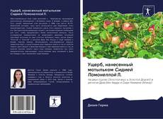 Capa do livro de Ущерб, нанесенный мотыльком Сидией Помонеллой Л.