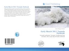 Bookcover of Early March 2012 Tornado Outbreak