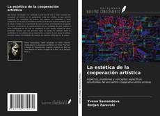 Portada del libro de La estética de la cooperación artística