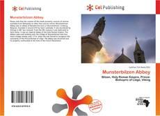 Buchcover von Munsterbilzen Abbey