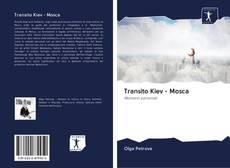 Copertina di Transito Kiev - Mosca