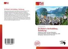 Buchcover von St Peter's Archabbey, Salzburg