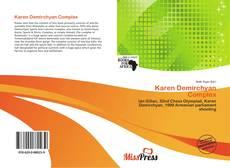 Buchcover von Karen Demirchyan Complex