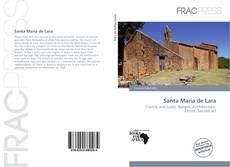 Buchcover von Santa Maria de Lara