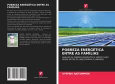 Portada del libro de POBREZA ENERGÉTICA ENTRE AS FAMÍLIAS