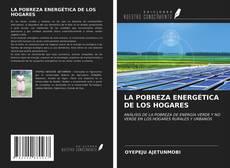 Portada del libro de LA POBREZA ENERGÉTICA DE LOS HOGARES