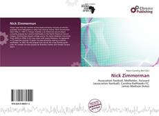 Nick Zimmerman的封面