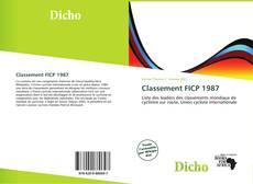 Capa do livro de Classement FICP 1987