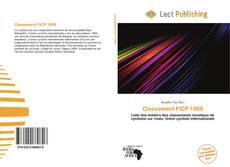 Capa do livro de Classement FICP 1989