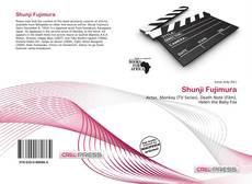 Bookcover of Shunji Fujimura