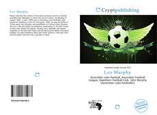 Leo Murphy kitap kapağı