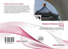 Capa do livro de Emperor Xiaowu of Liu Song