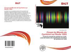 Couverture de Coupe du Monde de Cyclisme sur Route 1993