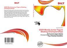 Capa do livro de 2009 World Junior Figure Skating Championships