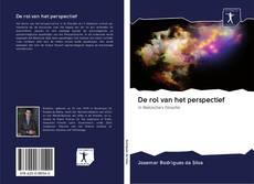 Buchcover von De rol van het perspectief