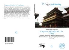 Capa do livro de Emperor Qianfei of Liu Song