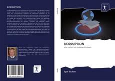 Portada del libro de KORRUPTION