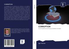 Couverture de CORRUPTION