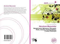 Bookcover of Abraham Mazumdar