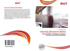 Capa do livro de Intercity (Deutsche Bahn)