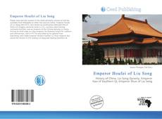 Capa do livro de Emperor Houfei of Liu Song