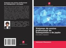Portada del libro de Sistemas de ensino profissional do Uzbequistão e do Japão
