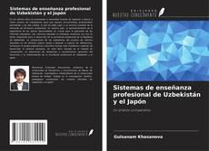 Portada del libro de Sistemas de enseñanza profesional de Uzbekistán y el Japón