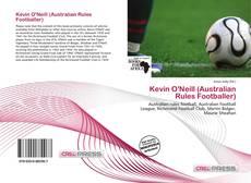 Buchcover von Kevin O'Neill (Australian Rules Footballer)