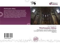 Borítókép a  Thierhaupten Abbey - hoz