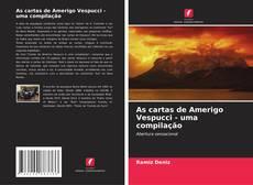Portada del libro de As cartas de Amerigo Vespucci - uma compilação