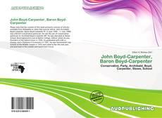 John Boyd-Carpenter, Baron Boyd-Carpenter kitap kapağı