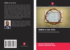 Bookcover of Sábio e ao vivo