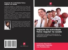 Capa do livro de Impacto da actividade física regular na saúde