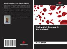 Bookcover of Sickle Cell Disease in Lubumbashi