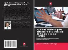 Copertina di Ajuda de memória para defender o seu trabalho de fim de ciclo na MERISE