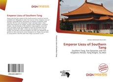 Bookcover of Emperor Liezu of Southern Tang