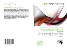 Buchcover von Cuthbert Alport, Baron Alport