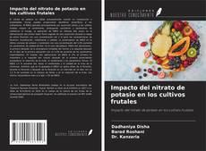Bookcover of Impacto del nitrato de potasio en los cultivos frutales