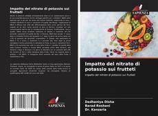 Borítókép a  Impatto del nitrato di potassio sui frutteti - hoz