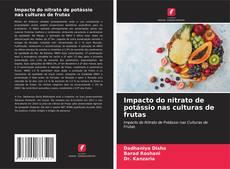 Buchcover von Impacto do nitrato de potássio nas culturas de frutas