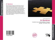 Portada del libro de N. Ravikiran