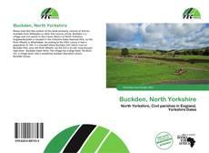 Обложка Buckden, North Yorkshire