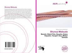 Bookcover of Shunsui Matsuda