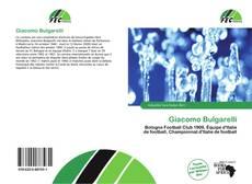 Couverture de Giacomo Bulgarelli