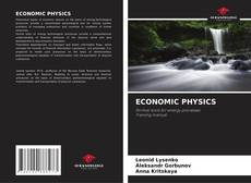 Bookcover of ECONOMIC PHYSICS