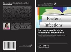 Bookcover of La comprensión de la diversidad microbiana