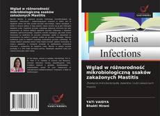 Bookcover of Wgląd w różnorodność mikrobiologiczną ssaków zakażonych Mastitis