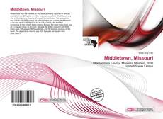 Bookcover of Middletown, Missouri