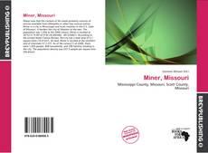 Buchcover von Miner, Missouri