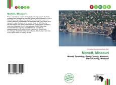 Bookcover of Monett, Missouri